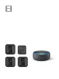amazon-blinknbspxt2-3-camera-system-with-echo-dot-3rd-gen-charcoal