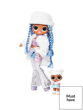 lol-surprise-omg-winter-disco-snowlicious-fashion-doll-and-sister