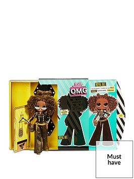 lol-surprise-omg-royal-bee-fashion-doll-with-20-surprises
