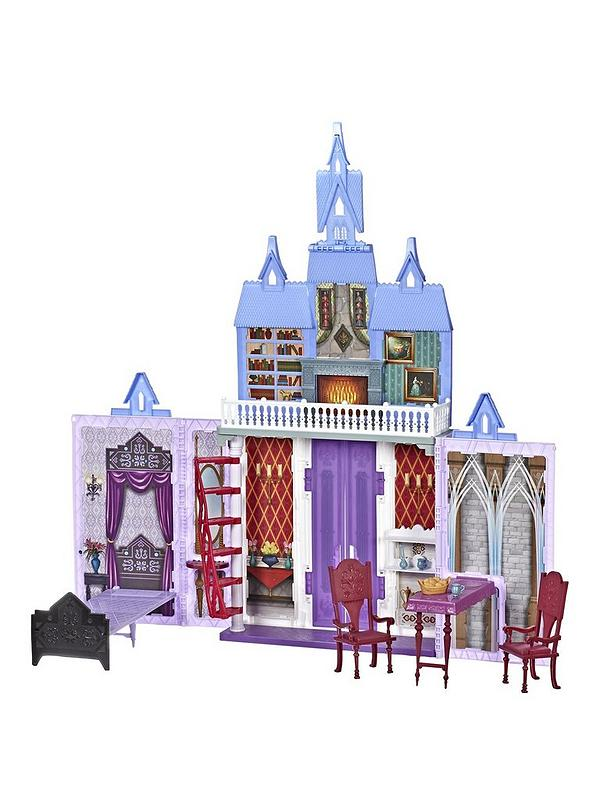 Fold And Go Arendelle Castle Playset