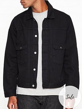 edwin-e-classic-denim-jacket-black