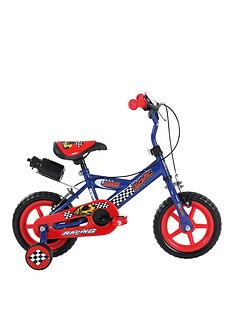 sonic-zoom-12-boys-bike-bluered