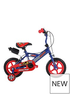 Sonic ZOOM 12 BOYS BLUE/RED
