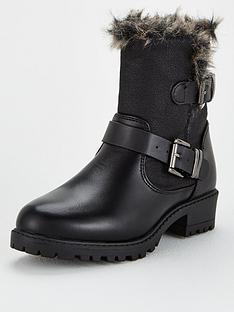 v-by-very-faux-fur-biker-boot