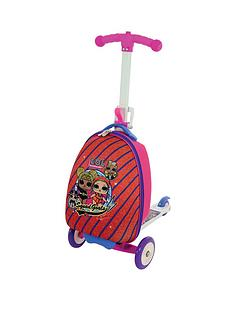 L.O.L Surprise! LOL Surprise 3-in-1 Scootin Suitcase