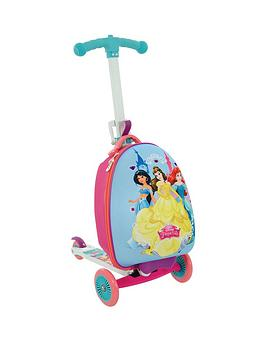 Disney Princess Disney Princess 3-In-1 Scooting Suitcase