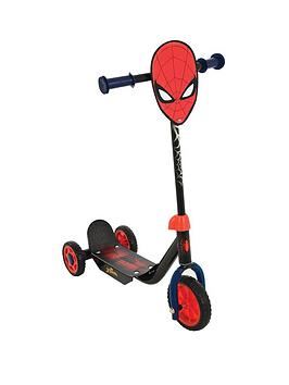 Spiderman Tri Scooter