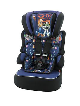 Toy Story Beline Sp Luxe Group 123 High Back Booster Seat