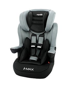 Nania Imax Sp Luxe Isofix Group 123 High Back Booster Seat