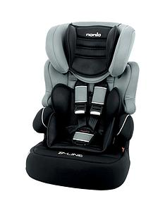 nania-beline-sp-luxe-group-123-high-back-booster-seat
