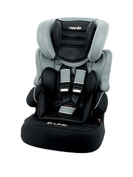 Nania Beline Sp Luxe Group 123 High Back Booster Seat