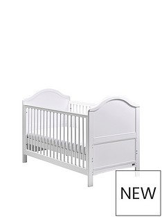 east-coast-toulouse-cot-bed-ndash-white