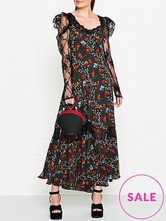 ukulele-lucy-floral-maxi-dress-black