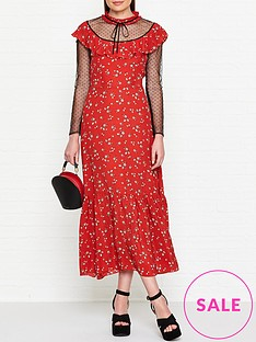 ukulele-martha-floral-midi-dress-red