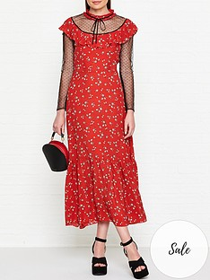 ukulele-martha-floral-midi-dress-red