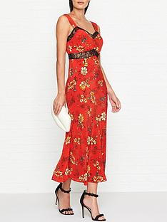 ukulele-gracie-floral-midi-dress-red