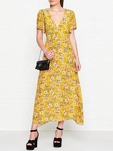 ukulele-alessandra-floral-maxi-dress-yellow