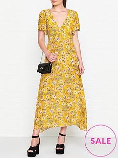 ukulele-alessandra-floral-maxi-dress-yellow