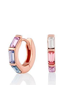 olivia-burton-olivia-burton-18k-rose-gold-plated-silver-rainbow-bee-swarovski-crystal-huggie-hoop-earrings