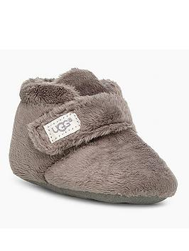 ugg-pre-walker-bixbee-booties-charcoal