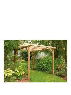 forest-ultima-pergola-kit-27-x-27m