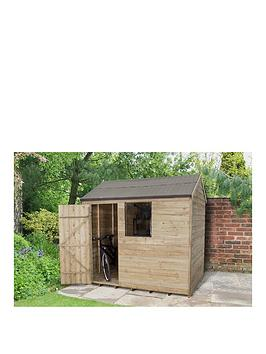 forest-overlap-pressure-treated-8x6-reverse-apex-shed