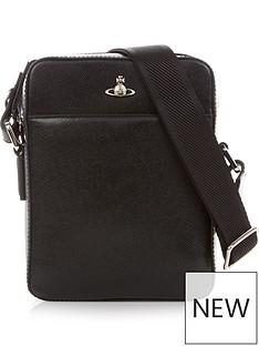 vivienne-westwood-mens-kent-orb-logo-leather-cross-body-bag-black