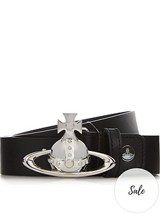 vivienne-westwood-mens-orb-buckle-palladio-leather-belt-blacknbsp