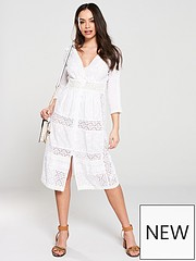 f0b20a06414 White Dresses |White Dresses for all Occasions | Very.co.uk
