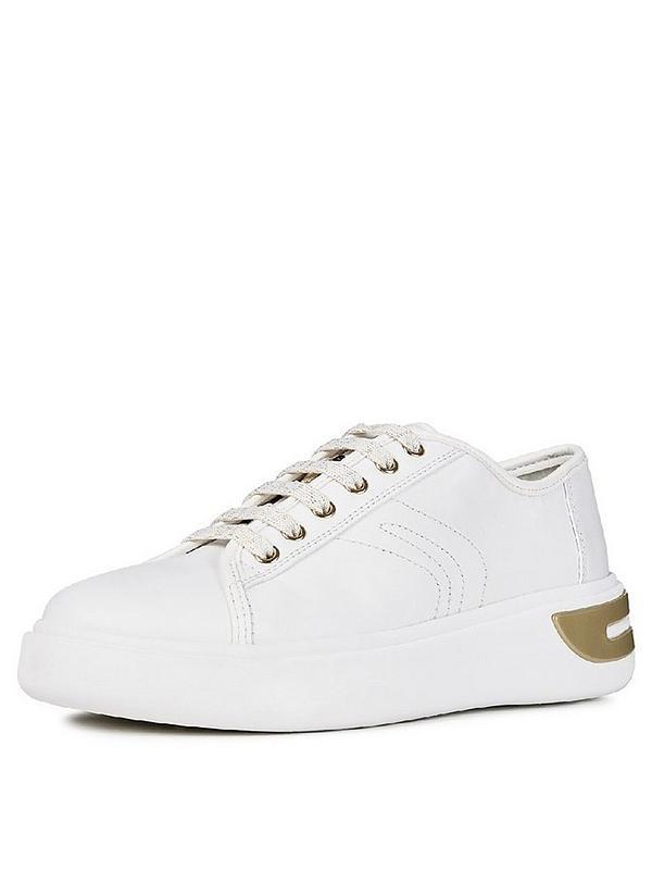 Buy Geox D Ottaya White Shoes Online
