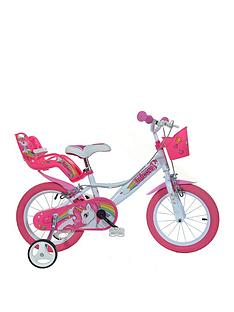 Dino Unicorn 16 inch Bike