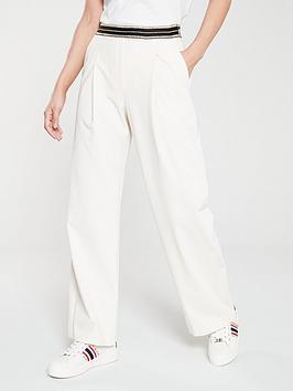 river-island-wide-leg-trouser-cream