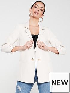 6ed853fc546 Womens Blazers | Suit Jackets | Very.co.uk