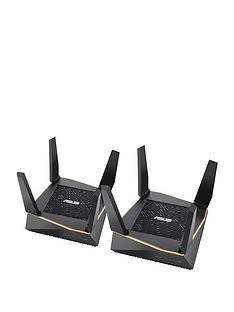 asus-aimeshnbspax6100-wifi-6-tri-band-whole-home-mesh-wifinbspsystem--nbsp2-pack
