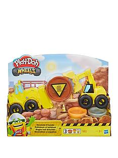 play-doh-wheels-excavator-and-loader-toy-construction-trucks
