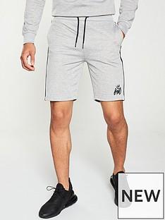 kings-will-dream-tarve-shorts-grey-marl