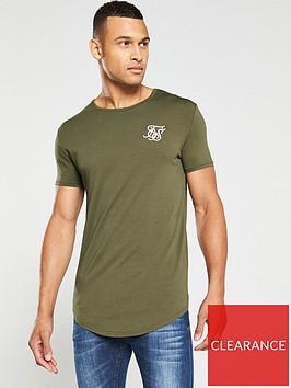 sik-silk-gym-t-shirt-khaki