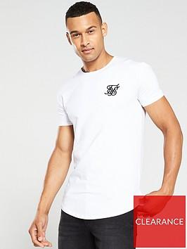 sik-silk-gym-t-shirt-white