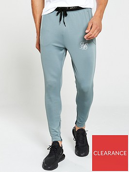 sik-silk-agility-track-pants-grey