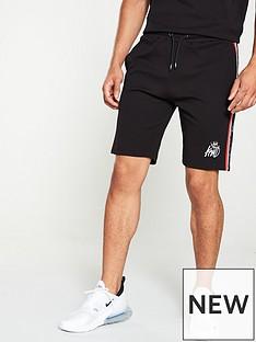 kings-will-dream-rosley-shorts-black
