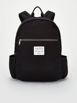 jack-wills-portbury-backpack-black