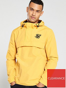 sik-silk-energy-windbreaker-jacket-yellow