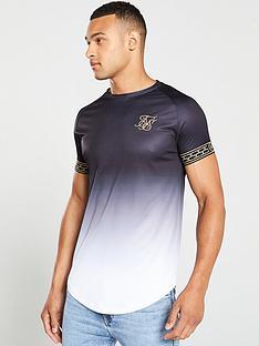sik-silk-fade-tech-t-shirt-blackwhite
