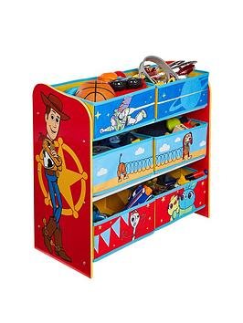 toy-story-kids-bedroom-storage-unit-with-6-bins-by-hellohome