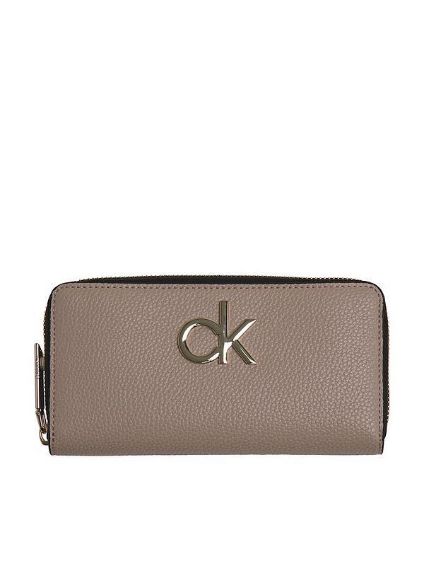 Calvin Klein Wallet Re Lock, Zip Around
