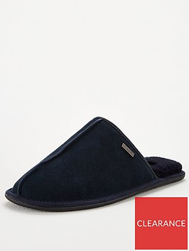 barbour-malone-slippers-navy