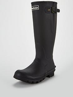 barbour-amble-wellington-boots-black