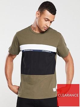 levis-mighty-pieced-t-shirt-khaki