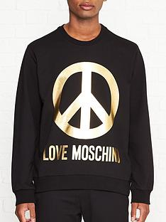 love-moschino-peace-sign-sweatshirt-black