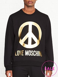 love-moschino-peace-sign-sweatshirt-black